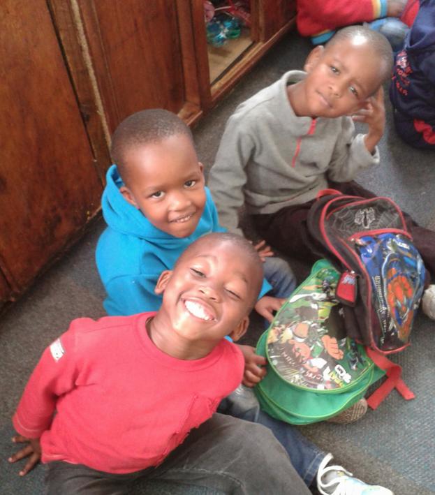 I bambini della scuola di Langa